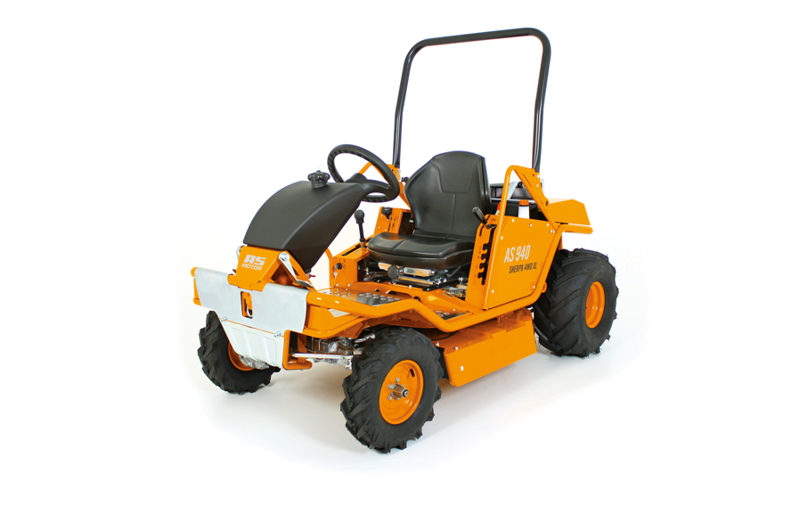 AS 940 SHERPA 4WD Ride-On Mower
